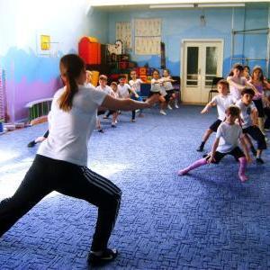 6.5 Физическая культура и спортивная работа в организациях дошкольного образования в условиях реализации ФГОС
